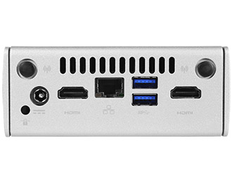 Commerciele Intel® Kaby Lake NUC Computer