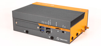 Karbon 430 Intel Elkhart Lake Compact Rugged Computer with Expansion
