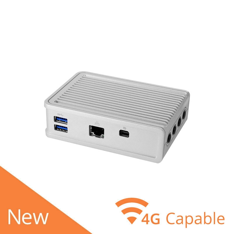 Ultra Compact Fanless Edge Device