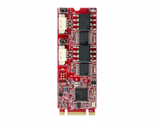 M.2 2260 to dual isolated CANbus 2.0B