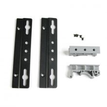 DIN Rail Mounting Kit for OnLogic Compact Systems