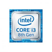 Intel Core i3-8100T Processor - 3.1 GHz