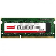 Innodisk Wide-Temp SO-DIMM DDR3L 1866 Memory – 8 GB
