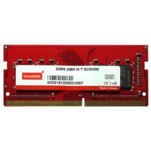 Innodisk Wide-Temp SO-DIMM DDR4 2666 Memory - 4GB