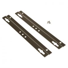 Wall Mounting Brackets for OnLogic Systems (Silver)