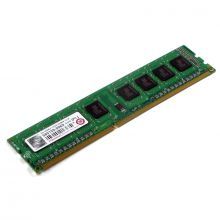 Transcend DIMM DDR3 1600 Memory - 2GB - [7C]