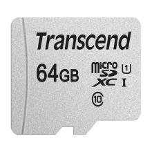 Transcend UHS-I U1 microSD w/o Adapter - 64GB