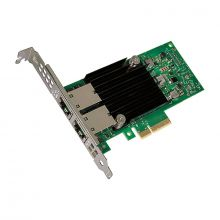 Intel X550-T2 10GbE 2-port PCIe Network Adapter