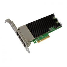 Intel X710-T4 10GbE 4-port PCIe Network Adapter