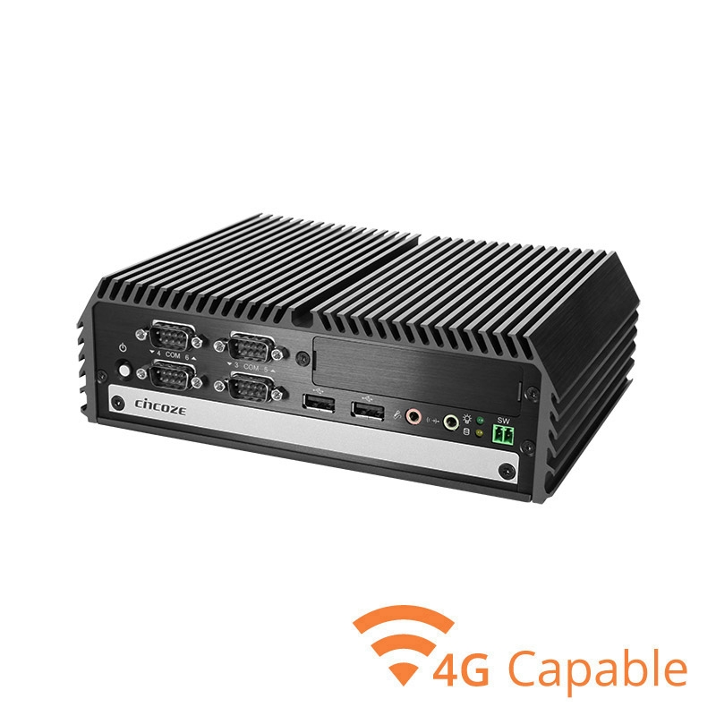 Compact Rugged Vision Controller