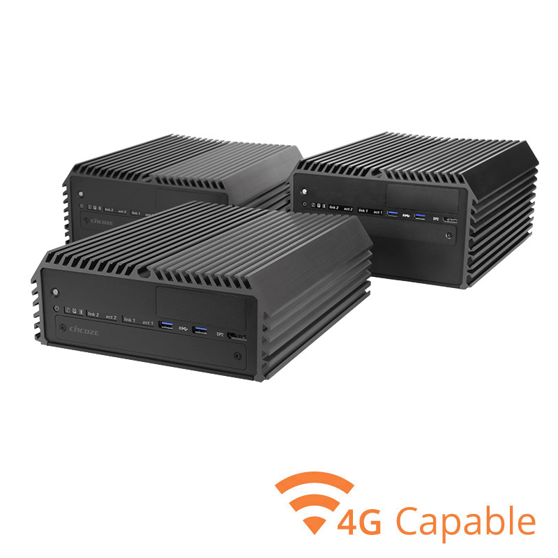 Rugged Vision Controller With Dual Expansion Slots