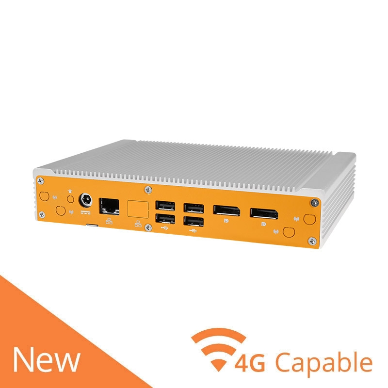Compact, Fanless Building Automation Controller