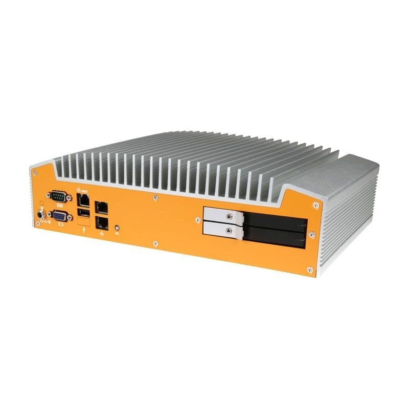 Fanless Avoton Server