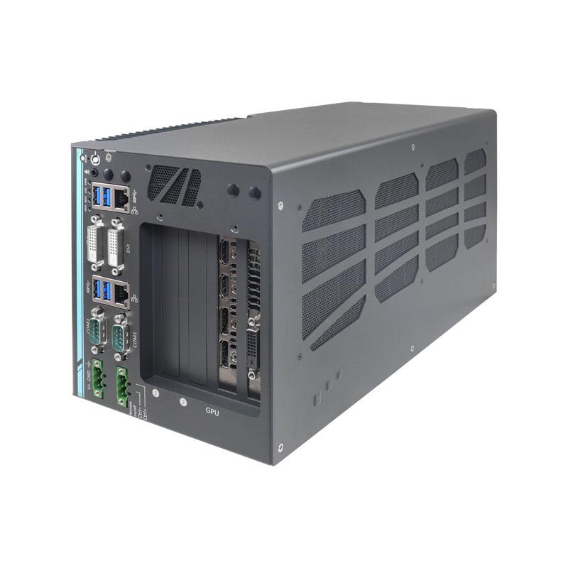 Neousys Rugged Intel 6th Gen Computer W