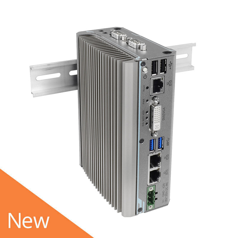 Compact Rugged Automation PC