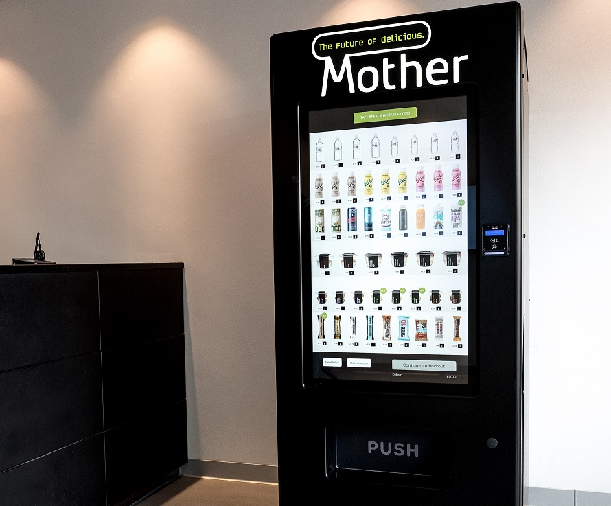 Mother Pod Vending Machine
