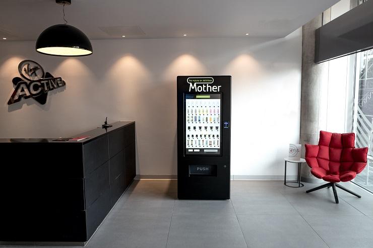 Mother Vending Machine