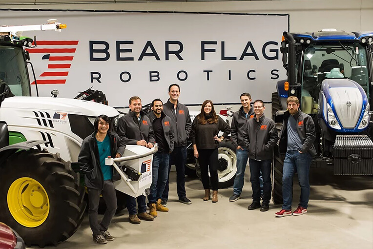 Bear Flag Robotics Team