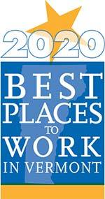 Vermont's Best PLaces To Work 2020