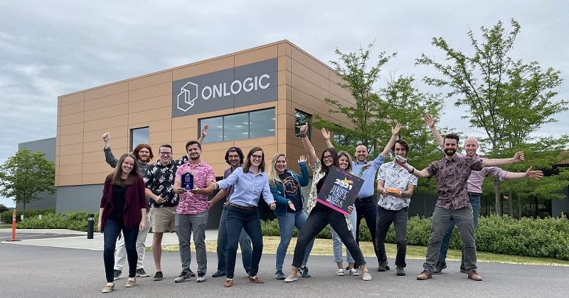 OnLogic Best Place to Work in Vermont