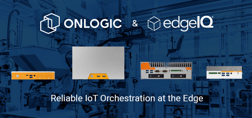 OnLogic Hardware with EdgeIQ