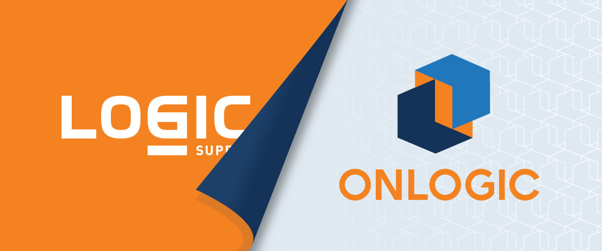 Logic Supply is now OnLogic Banner
