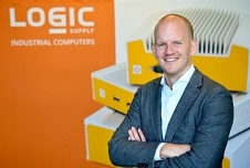 Logic Supply European Sales Director Gabor Lochte