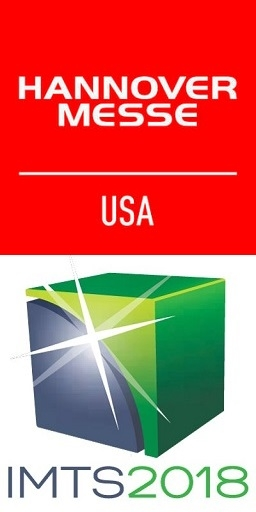 IMTS & Hannover Messe USA Logos