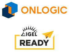 ThingLogix and OnLogic Logos