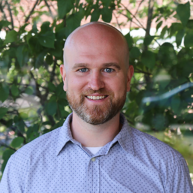 Patrick Metzger Headshot