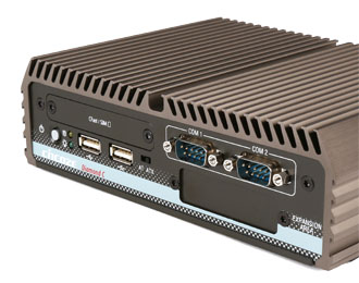 Cincoze DC-1100 Rugged Intel Bay Trail Fanless Computer