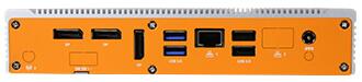 OnLogic Helix 330 Intel Elkhart Lake Industrial Edge Computer w/Additional LAN