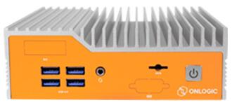 Onlogic Helix 500 Intel Comet Lake Industrial Edge Computer