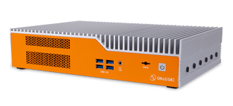 Onlogic erweiterter Industrie-Edge-PC Helix 600 mit Intel Comet Lake