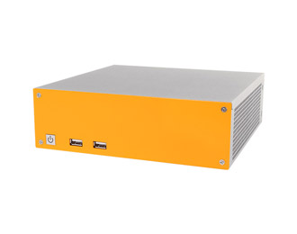 MC500 Industrial Versatile Mini-ITX Case