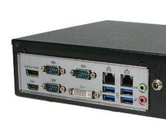 Commercial Intel Haswell Computer with Expansion