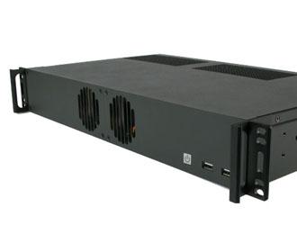 1.5U Rackmount Intel Coffee Lake Computer