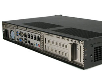 Intel Ivy Bridge 1.5U Rackmount Computer