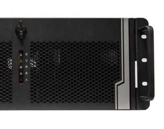 4U Rackmount Epyc Edge Server