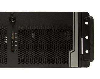 4U Rackmount Intel Cascade Lake Xeon Scalable Edge Server