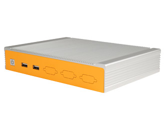 Low Profile Fanless Industrial Skylake Computer
