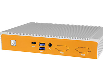 ML350G-10 Intel Apollo Lake Industrial Fanless Computer