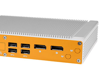 Low Profile Industrial IGEL Thin Client
