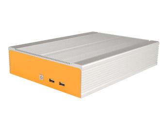 Lüfterloser Industrie-Mini-ITX-PC mit Intel Skylake