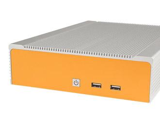Lüfterloser anpassbarer Industrie-Mini-ITX PC mit Intel Skylake