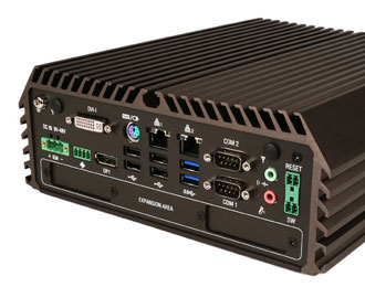 Rugged In-Vehicle NVR Certified for Milestone XProtect®