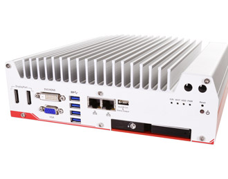 Neousys Rugged Intel Skylake Low Profile Fanless Computer