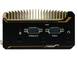 Neousys Rugged Compact AMD Ryzen™  Computer