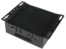 Durable Mountable chassis for the Intel NUC