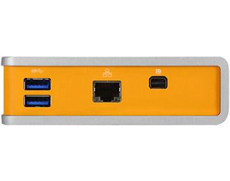 Lüfterloses Industrie-Edge-Gerät für leichtes Computing